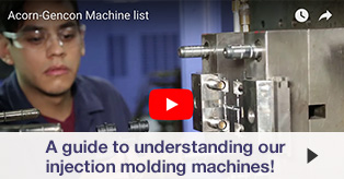 Injection Molding Plastics Services | Chino, CA - Acorn
